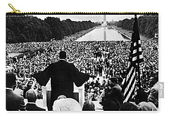 Martin Luther King Jr Carry-all Pouch by American School