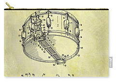 1963 Drum Patent Carry-all Pouch by Dan Sproul