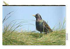 A Place In The Sun Carry-all Pouch by Fraida Gutovich