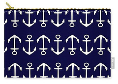 Anchor Carry-all Pouch by Chastity Hoff