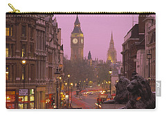 Big Ben London England Carry-all Pouch by Panoramic Images