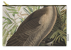 Canada Goose Carry-all Pouch by John James Audubon