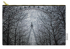 London Eye Carry-all Pouch by Martin Newman