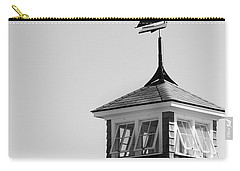 Nantucket Weather Vane Carry-all Pouch by Charles Harden