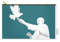 Pope Francis Carry-all Pouch by Greg Joens