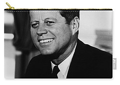 President Kennedy Carry-all Pouch by War Is Hell Store