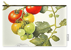 Tomatoes Carry-all Pouch by Margaret Ann Eden