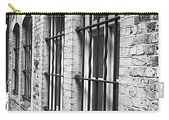 Window Bars Carry-all Pouch by Tom Gowanlock