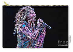 Steven Tyler Collection Carry-all Pouch by Marvin Blaine