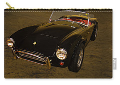 2012 Shelby Cobra 50th Anniversary  Carry-all Pouch by Chris Flees