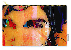 Bruce Springsteen Collection Carry-all Pouch by Marvin Blaine