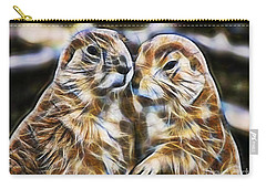 Love Carry-all Pouch by Marvin Blaine