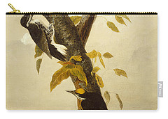Woodpeckers Carry-all Pouch by John James Audubon