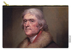 President Thomas Jefferson Carry-all Pouch by War Is Hell Store
