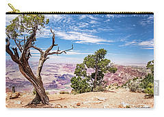 Carry-all Pouch featuring the photograph Grand Canyon, Arizona by A Gurmankin