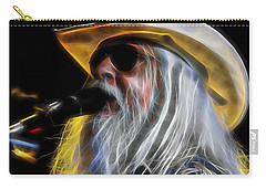 Leon Russell Collection Carry-all Pouch by Marvin Blaine