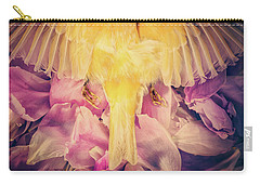 A Beautiful Goodbye Carry-all Pouch by Amy Weiss