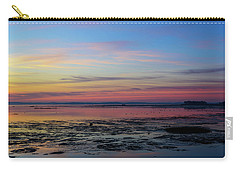Carry-all Pouch featuring the photograph A Change Of Season by Thierry Bouriat