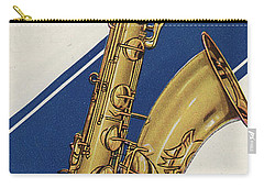 A Charles Gerard Conn Eb Baritone  Carry-all Pouch by American School