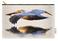 A Closer Look Carry-all Pouch by Janet Fikar