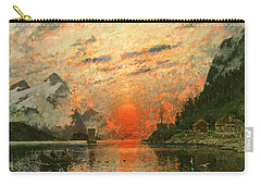 A Fjord Carry-all Pouch by Adelsteen Normann