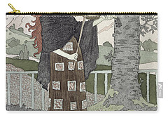 A Musician Carry-all Pouch by Eugene Grasset