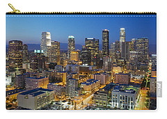 A Night In L A Carry-all Pouch by Kelley King