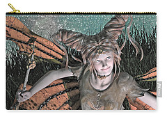 She Belongs -- With  Carry-all Pouch by Betsy Knapp