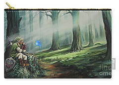 A Song For Navi Carry-all Pouch by Joe Mandrick