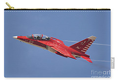 A Special Painted Yak-130 Performing Carry-all Pouch by Daniele Faccioli
