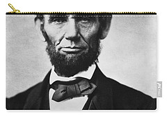 Abraham Lincoln Carry-all Pouch by War Is Hell Store