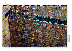 African American History And Culture 3 Carry-all Pouch by Randall Weidner