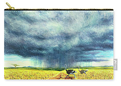African Storm Carry-all Pouch by Tilly Willis