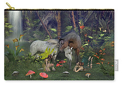 All Dreams Are Possible Carry-all Pouch by Betsy Knapp