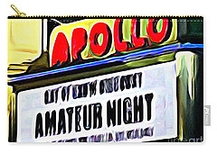 Amateur Night Carry-all Pouch by Ed Weidman