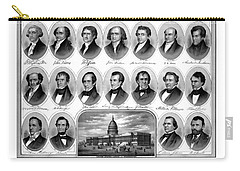 American Presidents First Hundred Years Carry-all Pouch by War Is Hell Store