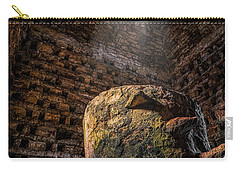 Ancient Dovecote Carry-all Pouch by Adrian Evans
