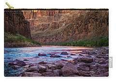 Ancient Shore Carry-all Pouch by Inge Johnsson