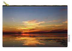 Carry-all Pouch featuring the photograph Another Day by Thierry Bouriat