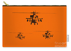 Apache Dawn Carry-all Pouch by Pixel  Chimp