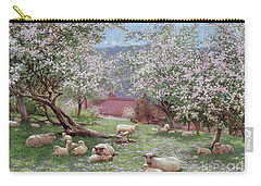 Appleblossom Carry-all Pouch by William Biscombe Gardner