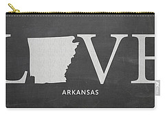Ar Love Carry-all Pouch by Nancy Ingersoll