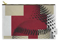 Arizona Diamondbacks Art Carry-all Pouch by Joe Hamilton