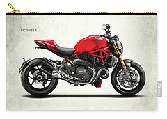 Ducati Monster Carry-all Pouch by Mark Rogan
