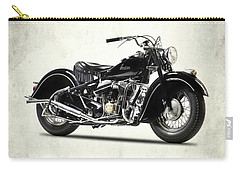 The 1947 Chief Carry-all Pouch by Mark Rogan