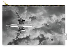 Destination Unknown Carry-all Pouch by Mark Rogan