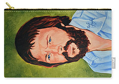Eric Clapton Carry-all Pouch by Neil Feigeles
