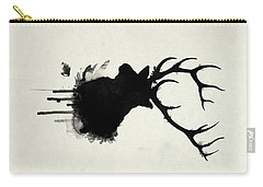 Elk Carry-all Pouch by Nicklas Gustafsson
