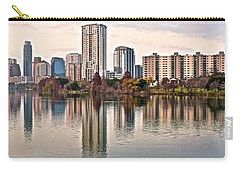 Austin Elongated Carry-all Pouch by Frozen in Time Fine Art Photography