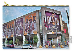Home Team Champions Carry-all Pouch by Frozen in Time Fine Art Photography